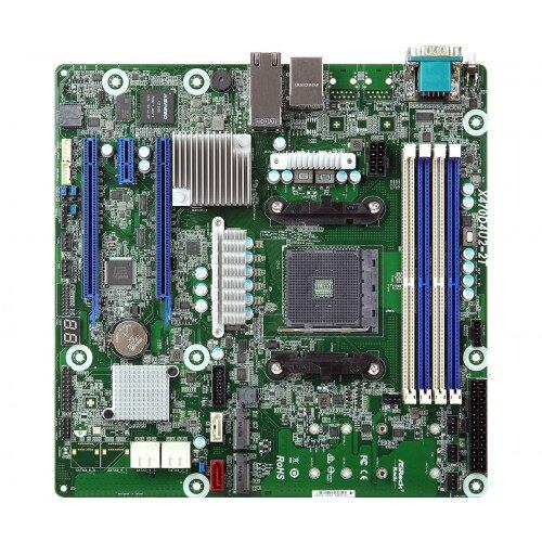 ASRock Rack X470D4U2-2T Motherboard