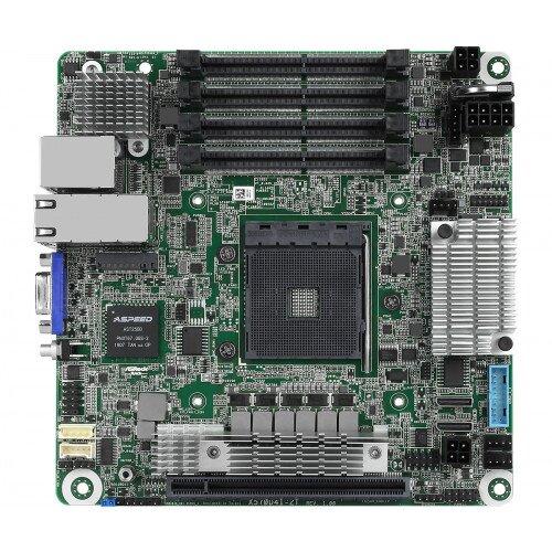 ASRock Rack X570D4I-2T Motherboard