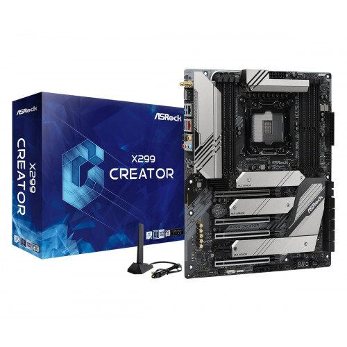 ASRock X299 Creator Motherboard