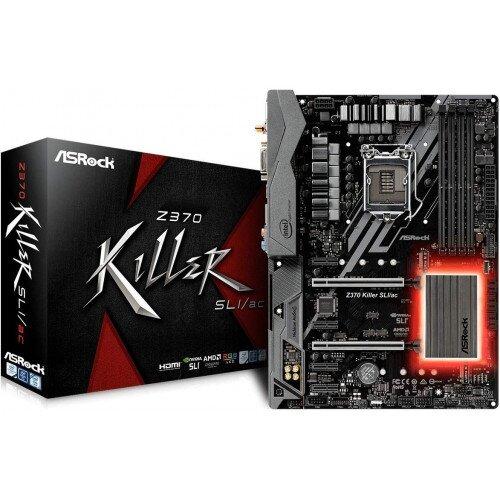 ASRock Z370 Killer SLI/ac Motherboard