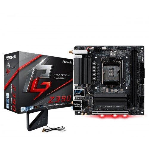 ASRock Z390 Phantom Gaming-ITX/ac Motherboard