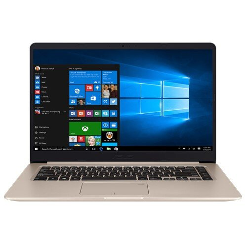 "ASUS 15.6"" VivoBook S15 S510UA Laptop - Intel Core i5-7200U - 128GB SSD - 8GB DDR4 - Integrated Intel HD 620 Graphics - Windows 10 Home 64-Bit"