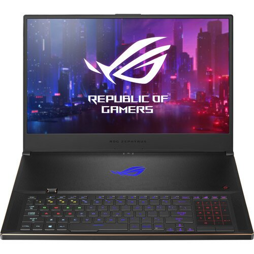 "ASUS 17.3"" 9th Gen Intel Core i7-9750H ROG ZEPHYRUS S (GX701) Gaming Laptop"