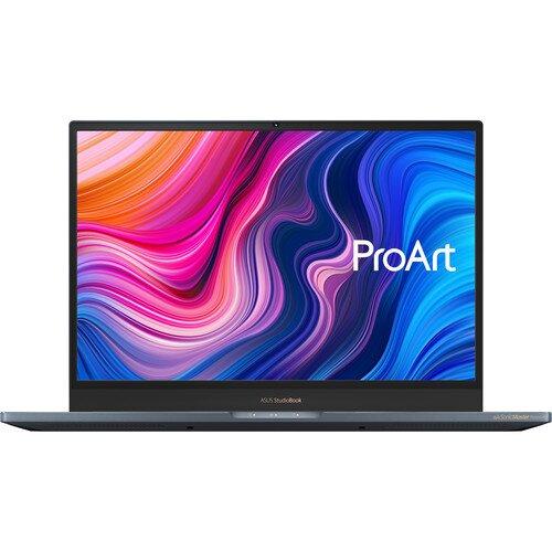 "ASUS 17"" NVIDIA Quadro RTX 3000 GPU ProArt StudioBook Laptop - Intel Core i7-9750H - 1TB M.2 PCIe NVMe SSD - 16GB DDR4 - Windows 10 Pro 64-Bit"