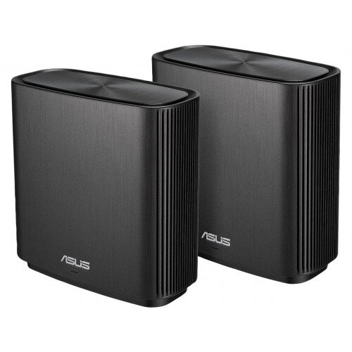 ASUS CT8 ZenWiFi AC3000 Wireless Tri-Band Mesh Wi-Fi System - 2 Pack