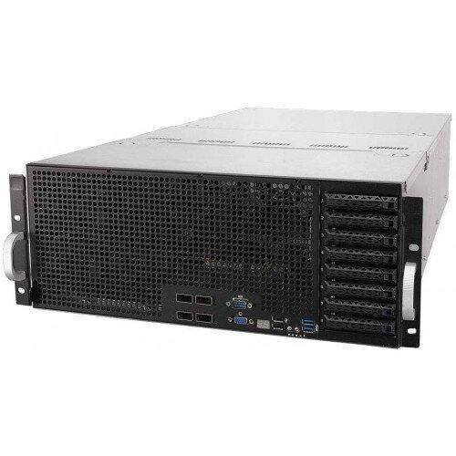 ASUS ESC8000 G4 High-density 4U GPU server