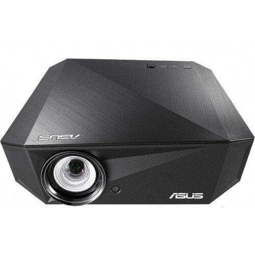 ASUS F1 LED FULL HD (1920*1080), 1200 Lumens, Short Throw, Horizontal & Vertical Keystone Adjustment Wireless Projection