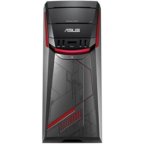 ASUS G11CD Gaming Desktop - 6th Generation Intel Core i7 - 6700 - 16GB DDR4 - NVIDIA GeForce GTX 1050