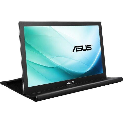 "ASUS MB169B+ Portable Monitor 15.6"" FHD (1920x1080), USB-powered, IPS, Ultra-slim, Auto-rotatable"
