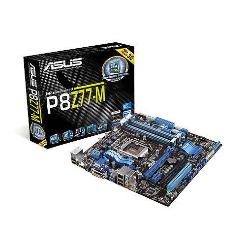 ASUS P8Z77-M Motherboard