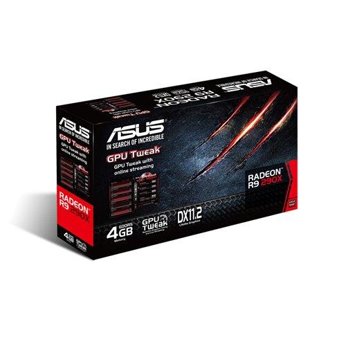 ASUS Radeon R9 290X Graphics Card