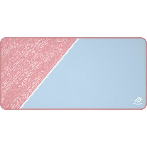 ASUS ROG Sheath PNK LTD with Extra Large Size Mouse Pad