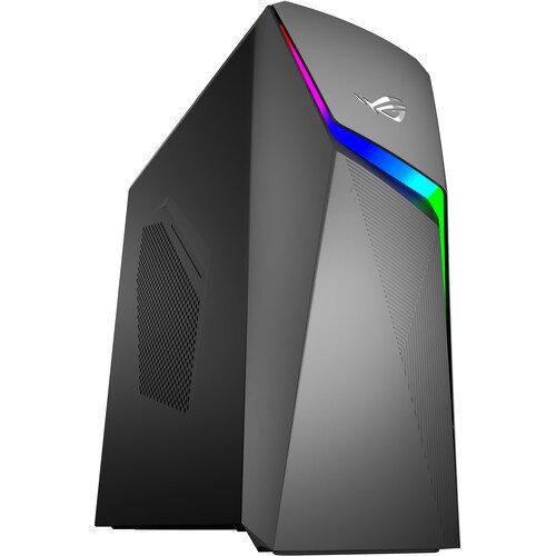ASUS ROG Strix GL10CS Gaming Desktop PC - Intel Core i7-9700K - GeForce GTX 1660 Ti - 16 GB GDDR5 - 1TB HDD