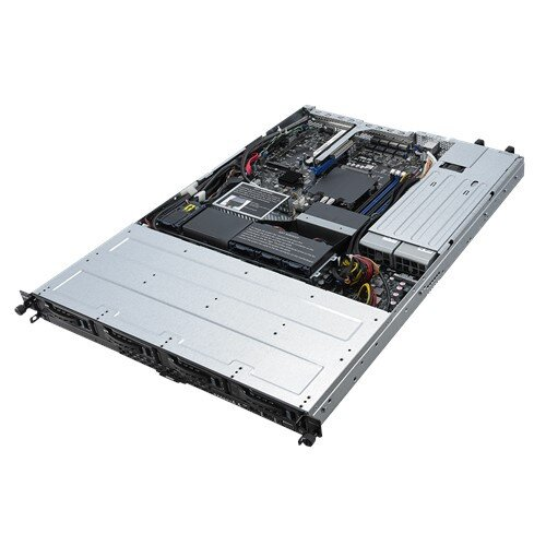 ASUS RS300-E10-RS4 LGA 1151 Intel Xeon E C242 4 DIMM DDR4 Server