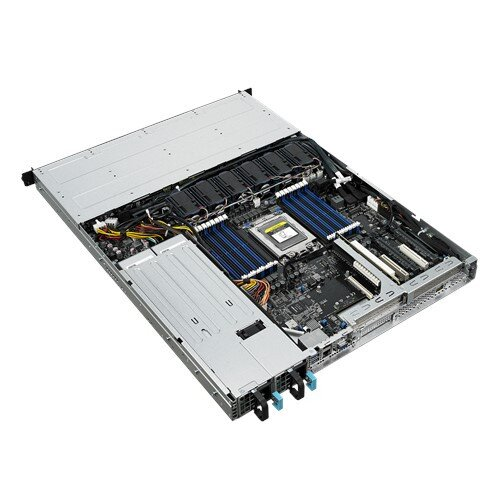 ASUS RS500A-E9-RS4-U Hot-swap NVMe Rack Optimized Server