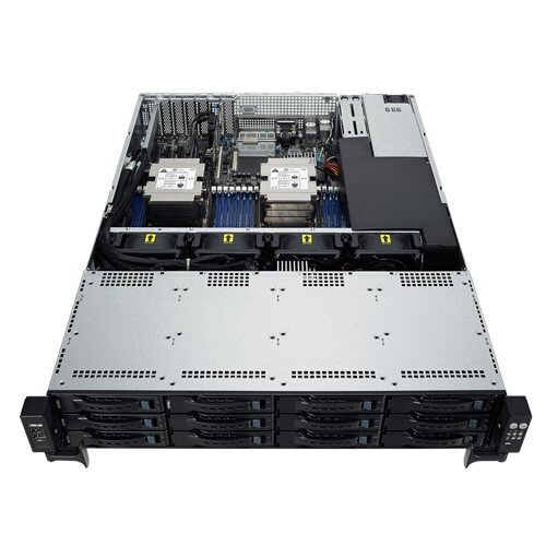 ASUS RS520-E9-RS12-E LGA 3647 Intel Xeon C621 Hot Swap Drives Rack Optimized Server