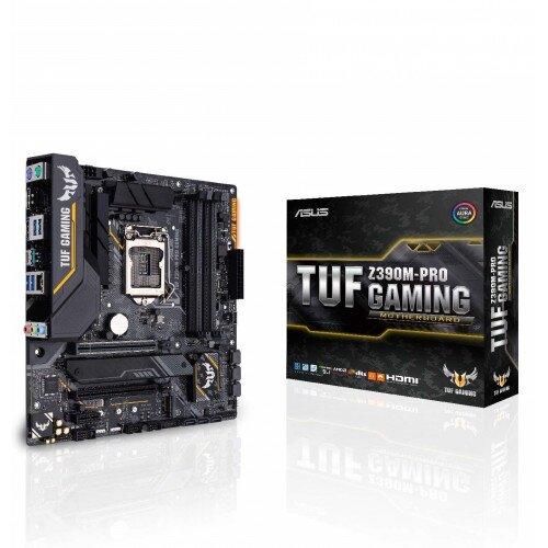 ASUS Tuf Z390M-Pro Gaming (Wi-fi) Motherboard