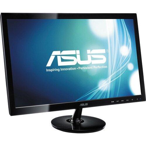 ASUS VS247H-P Superior Image Quality Meets Classic Elegant Design Monitors