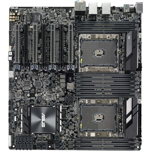 ASUS WS C621E SAGE Intel C621 Motherboard With Quad Strength Graphics