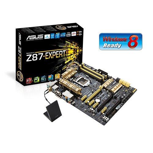 ASUS Z87-Expert Motherboard