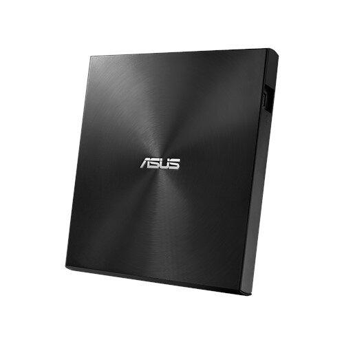 ASUS ZenDrive Slim External DVD Burner Optical Disc 8x Speed Re-Writer Drive - Black