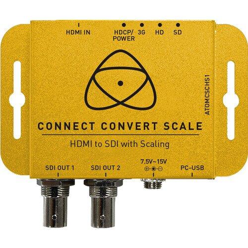 Atomos Connect Convert Cross Scale Repeat HDMI to SDI/SDI