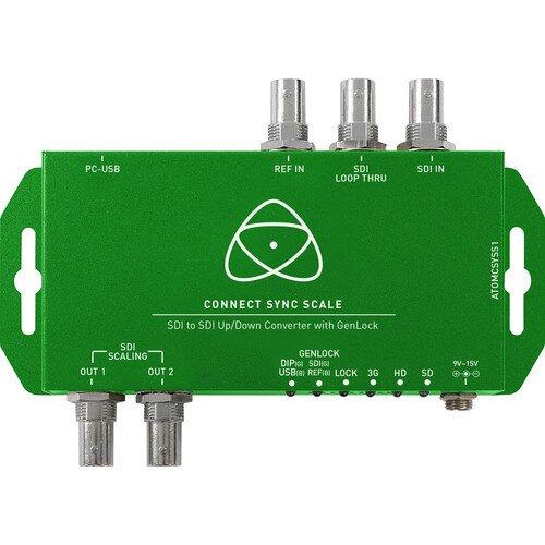 Atomos Connect Convert Sync Scale Repeat Split SDI to SDI