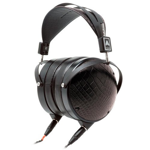 Audeze LCD-XC Headphone - Aligator Skin Grey - Standard - Leather