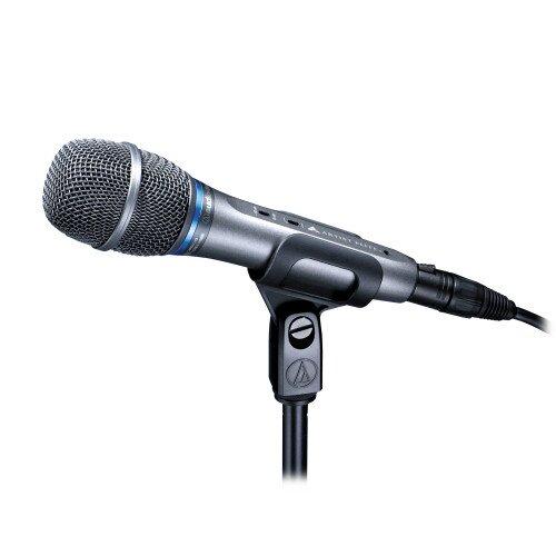 Audio-Technica AE5400 Cardioid Condenser Handheld Microphone