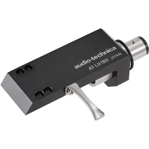 Audio-Technica AT-LH18H Universal Headshell For 4-Pin Turntable Cartridge - 18g
