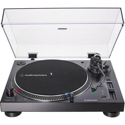 Audio-Technica AT-LP120XUSB Direct-Drive Turntable (Analog & USB) - Black