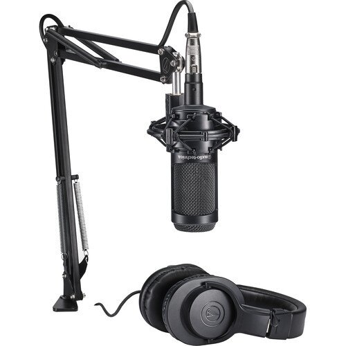 Audio-Technica AT2035PK Streaming/Podcasting Pack