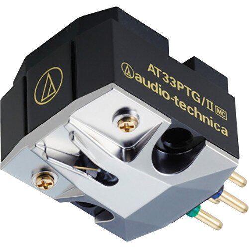 Audio-Technica AT33PTG/2 Dual Moving Coil Cartridge