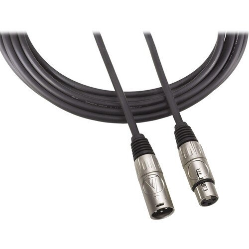 Audio-Technica AT8313 Value Microphone Cables (XLRF - XLRM) - 7.6 M