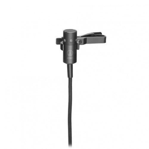 Audio-Technica AT831R Cardioid Condenser Lavalier Microphone