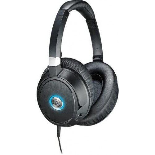Audio-Technica ATH-ANC70 QuietPoint Active Noise-Cancelling Headphones