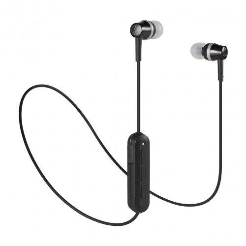 Audio-Technica ATH-CKR300BT Wireless In-Ear Headphones - Black