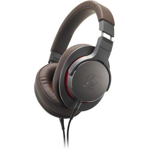Audio-Technica ATH-MSR7b Over-Ear High-Resolution Headphones - Gunmetal