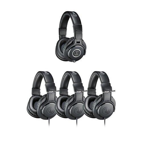 Audio-Technica ATH-PACK4 Professional Headphones Studio Pack