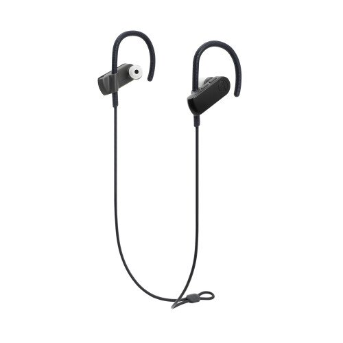 Audio-Technica ATH-SPORT50BT SonicSport Wireless In-Ear Headphones
