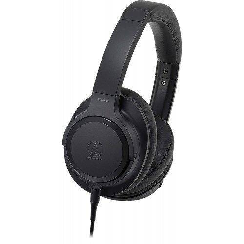 Audio-Technica ATH-SR50 Over-Ear High-Resolution Headphones