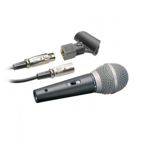 Audio-Technica ATR1500 Cardioid Dynamic Vocal/Instrument Microphone
