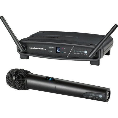Audio-Technica ATW-1102 System 10 Stack-Mount Digital Wireless System