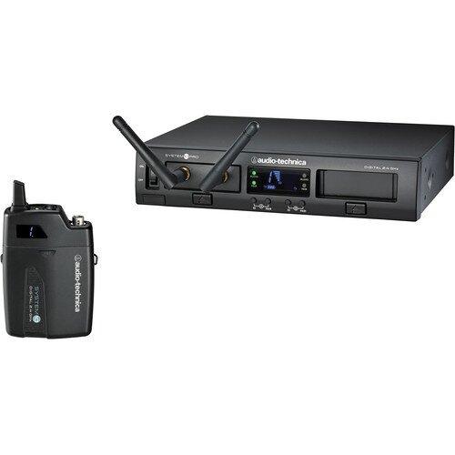 Audio-Technica ATW-1301 System 10 PRO Rack-Mount Digital Wireless System