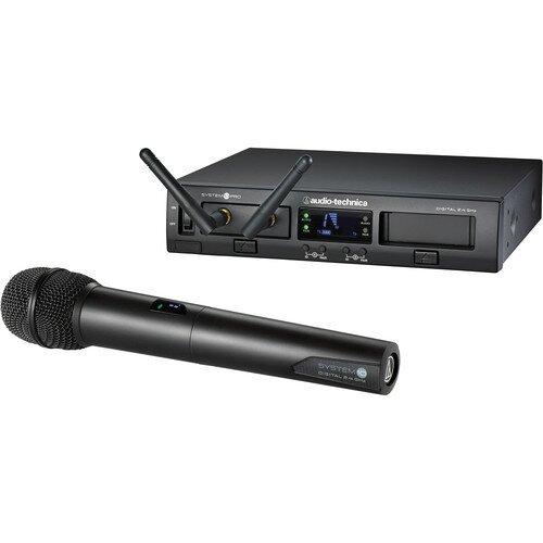 Audio-Technica ATW-1302 System 10 PRO Rack-Mount Digital Wireless System