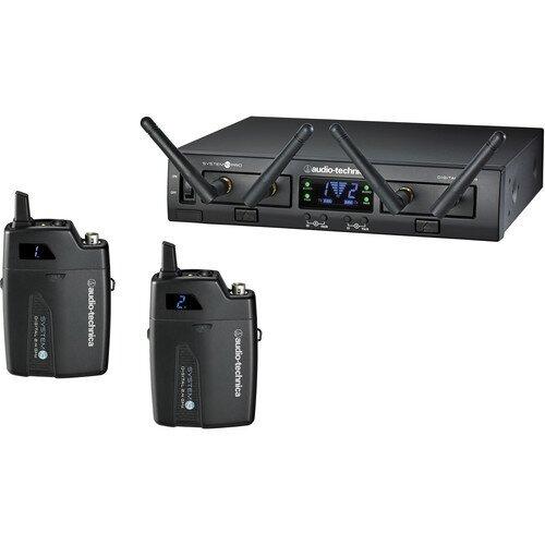Audio-Technica ATW-1311 System 10 PRO Rack-Mount Digital Wireless System