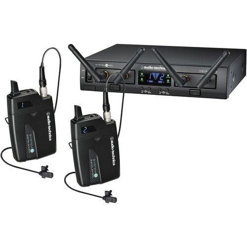Audio-Technica ATW-1311/L System 10 PRO Rack-Mount Digital Wireless System
