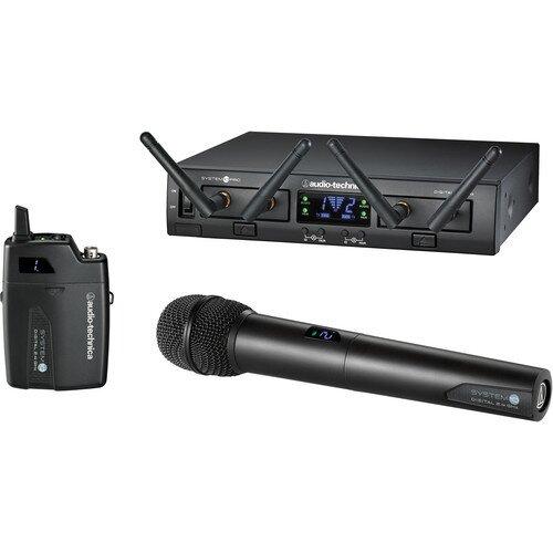 Audio-Technica ATW-1312 System 10 PRO Rack-Mount Digital Wireless System