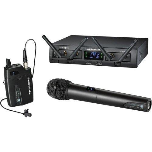 Audio-Technica ATW-1312/L System 10 PRO Rack-Mount Digital Wireless System