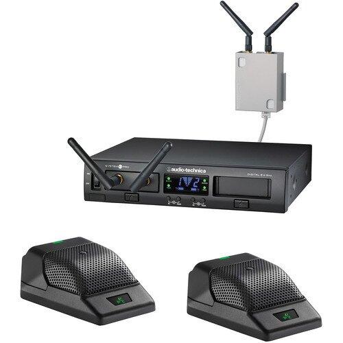 Audio-Technica ATW-1366 System 10 PRO Rack-Mount Digital Wireless System